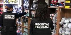 Receita fecha galpão com R$ 500 milhões em mercadorias estrangeiras