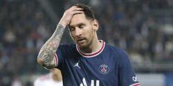 Com lesão no joelho, Messi é poupado e desfalca o PSG nesta quarta contra o Metz